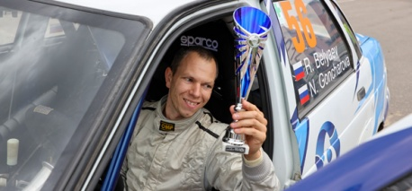 Rosatom team comes 3rd at Finnish Rally Championship event